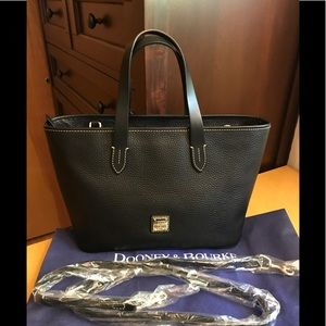 Dooney & Bourke Leather Brandy